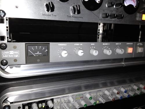 SSL FX384 compressor